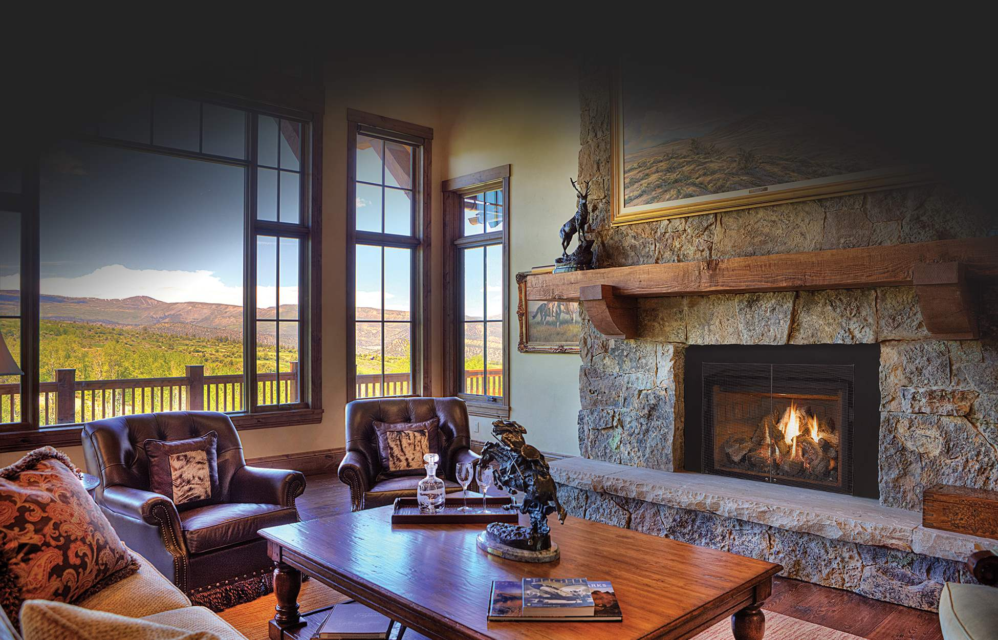 Home High Country Fireplaces